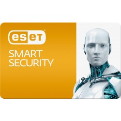 ESET Smart Security licenca za 1. del. postajo - 1 leto