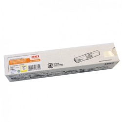 OKI TONER ZA C310DN/C510DN YELLOW (2.000 pages)