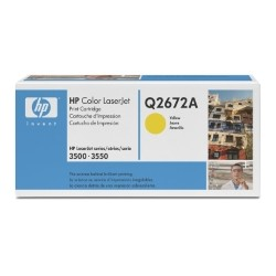 HP TONER YELLOW LJ 3500, 3550, 4000 STRANI(YQ2672A)