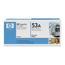 HP Black Toner LJ P2015, M2727 series, 3000 pages(YQ7553A)