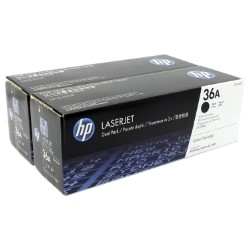 HP TONER CB436A DVOJNO PAKIRANJE (2 x 2.000 pages)